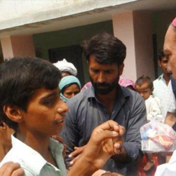 Distributing emergency aid