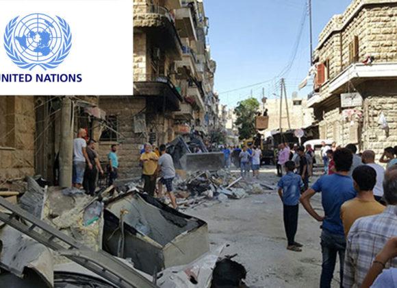 "UN report – ""Both sides guilty of war crimes in Aleppo"" – ACN Malta"