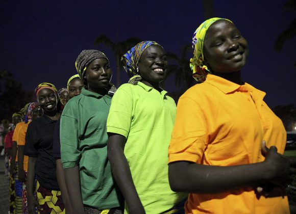 NIGERIA – What will happen to recently freed Chibok girls? – ACN Malta