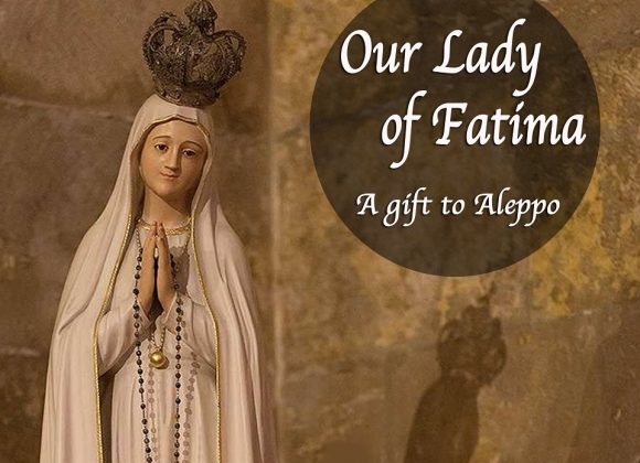 SYRIA – Sign of hope as Aleppo is consecrated to Our Lady of Fatima – ACN Malta