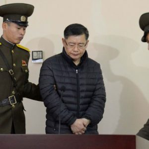 NORTH KOREA –   62 year old Canadian pastor released from prison – ACN Malta