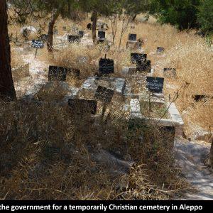 SYRIA – In Aleppo, not even the dead can rest in peace -Josué Villalón & Maria Lozano – ACN International