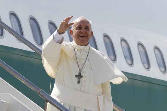 COLOMBIA-Pope's visit will offer encouragement -ACN Malta