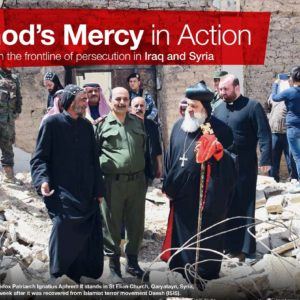 Syria – God's Mercy in Action