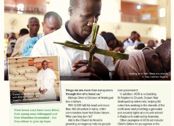 Nigeria – Who shall separate us from the love of God?