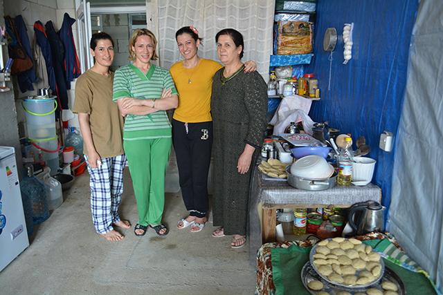 Photos from Iraq trip