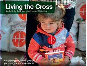 Middle East – Living the Cross