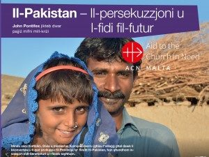 Pakistan – Persecution and faith in the future