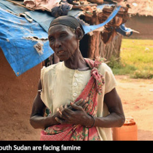 SOUTH SUDAN Famine declared – Pope and UN appeal for aid – ACN Malta