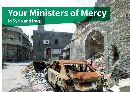 Syria and Iraq – Your Ministers of Mercy