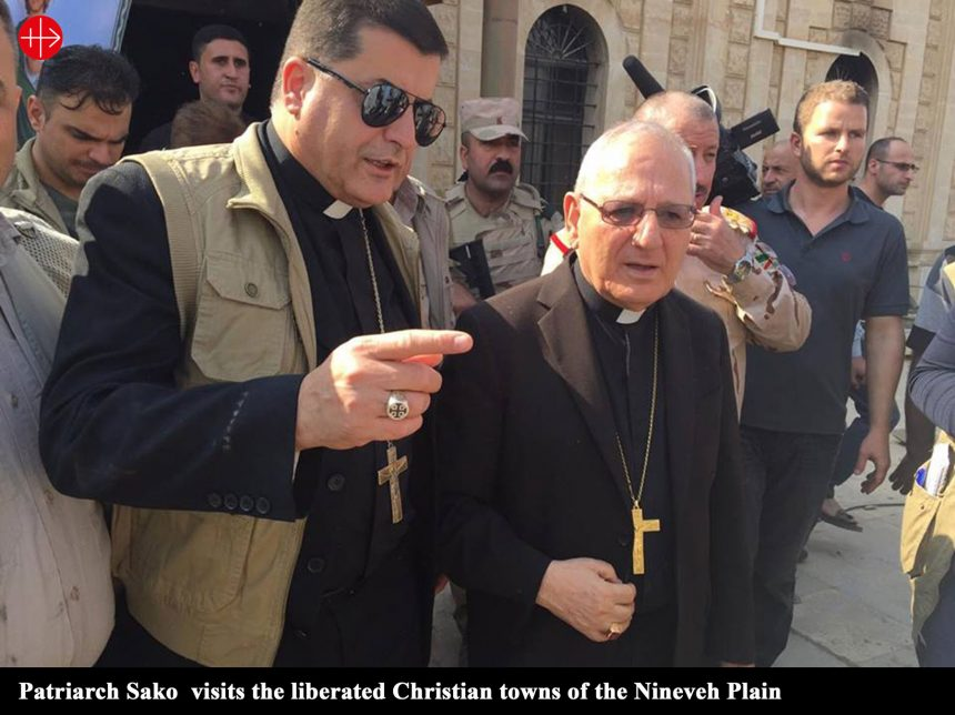 IRAQ – Holy Week multi-faith Peace March from Erbil to Alqosh – ACN Malta