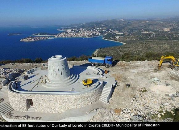 CROATIA – Construction work progresses on one of the largest Marian sites worldwide – ACN Malta