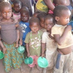 SOUTH SUDAN – Emergency aid for victims of war
