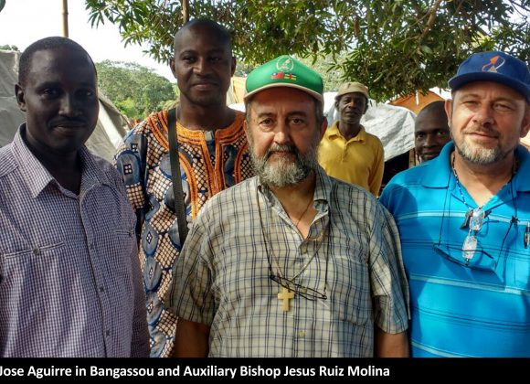 "CENTRAL AFRICAN REPUBLIC ""Reconstruction will be very difficult"" –  Bishop Aguirre   Josué Villalón – ACN International"