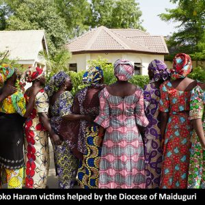 NIGERIA – Supporting widows and orphans of men killed by Boko Haram terrorists
