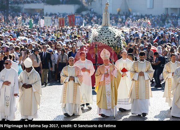 ACN Pilgrimage to Fatima