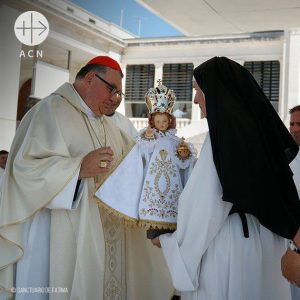 CZECH REPUBLIC: A year of national pilgrimages to mark the 100th Fatima anniversary – ACN International