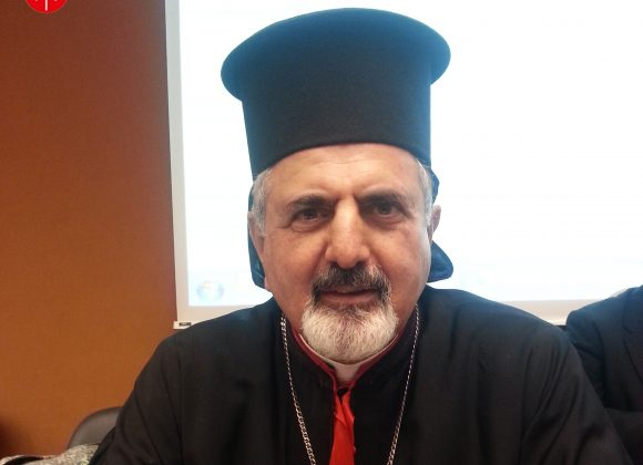 """""""Please be our voice to your policymakers and media!"""" – appeal from Patriarch – ACN Malta"""