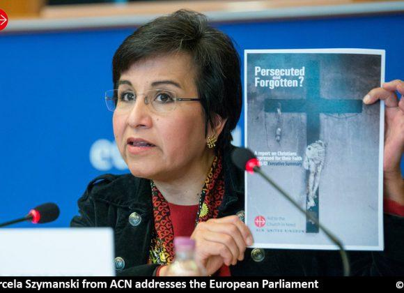 European Parliament holds the first ever Public Hearing on Persecuted Christians Marcela Szymanski – ACN International