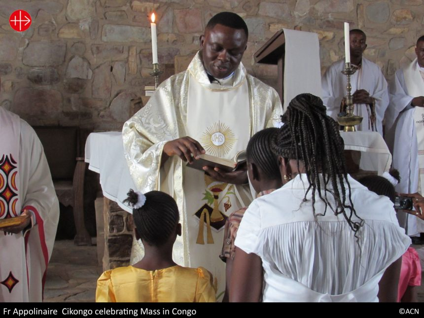 CONGO: Police attack congregation with tear gas during Mass – ACN Malta