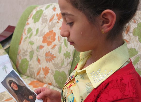 IRAQ:  On Nineveh Plains, a ten year old girl dares to dream again-Ragheb Elias Karash – ACN USA
