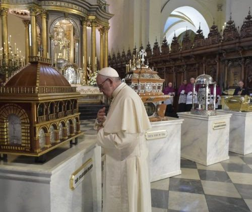 Highlights of Pope Francis' visit to Peru-ACN Malta