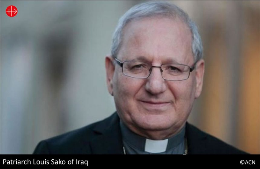 "IRAQ : ""For the New Phase of Iraq, let us move to the path of hope together""- Patriarch Sako"