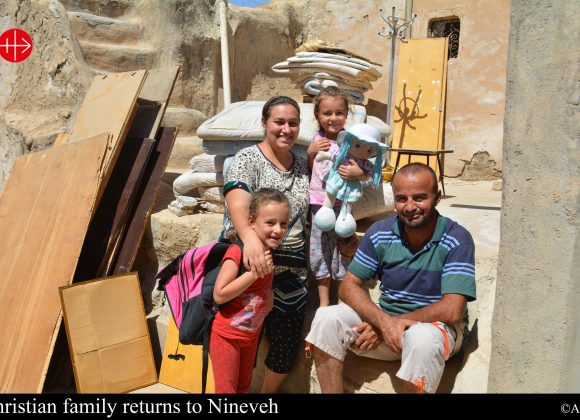 IRAQ: ACN pledges another US $5 million aid for  displaced Christians to return home  Karla Sponar – ACN International