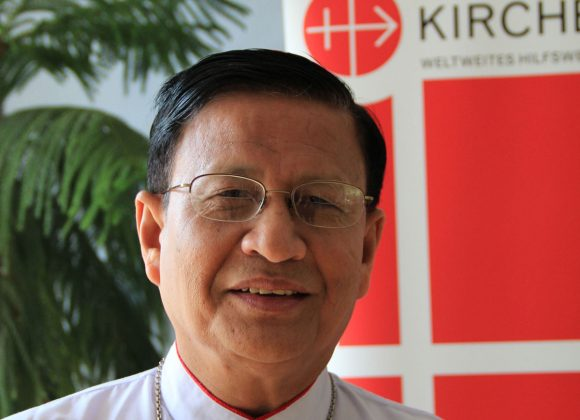 "MYANMAR: "" Myanmar can only cry for its people in exodus"" – Cardinal Bo ACN Malta"