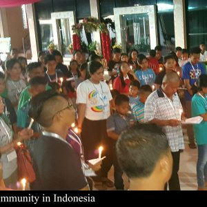 """INDONESIA : """"IShas more and more supporters here"""" Marta Petrosillo – ACN Italy"""