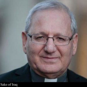 """IRAQ: """"Thank you, Pope Francis, for the gesture of the Lamborghini"""" – Patriarch Sako ACN Malta"""