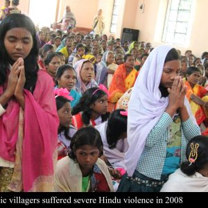 """INDIA: """"It is anything but easy to be a Christian in India today"""" – Karla Sponar – ACN International"""