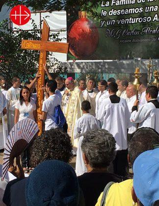 VENEZUELA: Church building seized by local government – ACN Malta