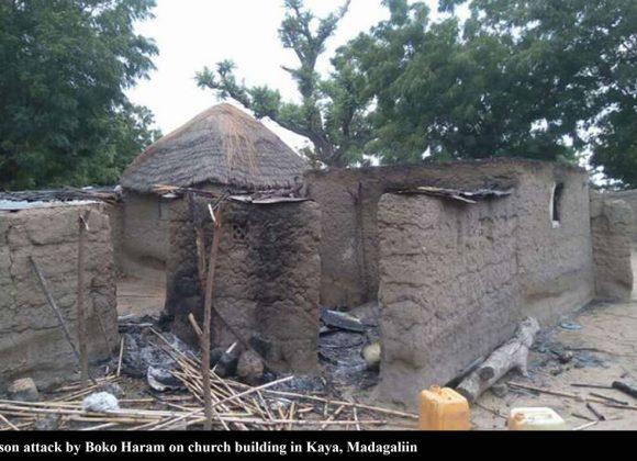 NIGERIA: Militants set fire to church building – ACN Malta