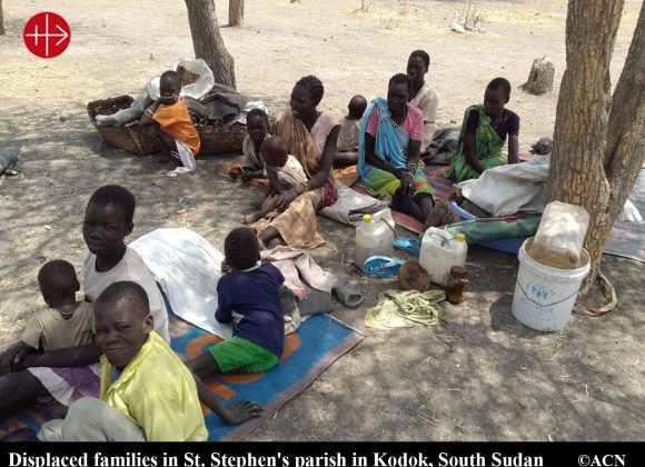 SOUTH SUDAN:  Bishops hopeful as a permanent ceasefire is declared through the country remains tense – ACN Malta