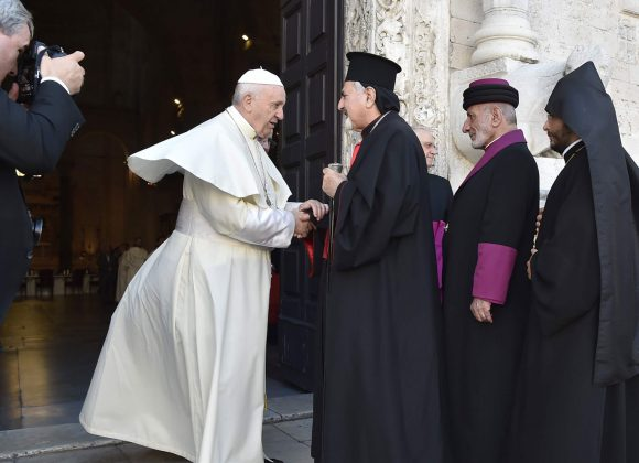 Highlights of Pope's ecumenical visit to Bari – ACN Malta