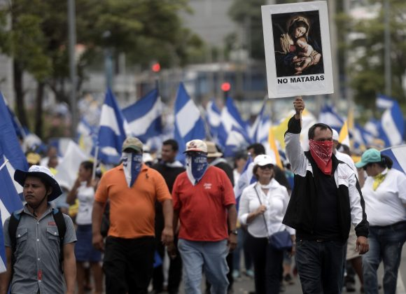 NICARAGUA: Thousands march in support of bishops afterattack- ACN Malta