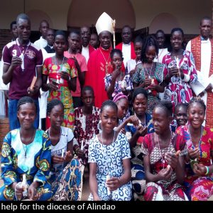 CAR: Alindao Diocese Struggling to RiseAgain from its Ashes Interview by Maria Lozano, ACN International