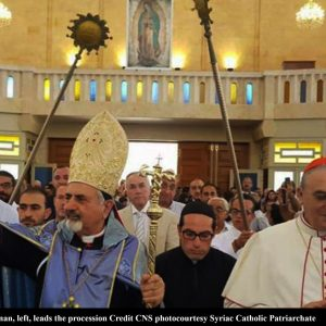 """SYRIA: """"We will always be people of hope and life."""" – ACN Malta"""