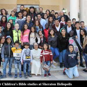 EGYPT: New Churchlibrary helps young people learn more about their faith – ACN Malta