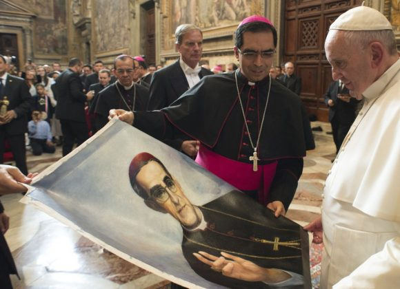 THE NEW SAINT, OSCAR ROMERO