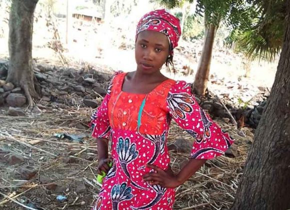LEAH SHARIBU: A CANDLE IN THE DARK