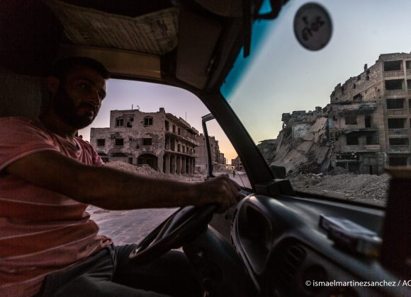 SYRIA CONTINUES TO BE AN EMERGENCY SITUATION