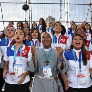 SPECIAL MOMENTS AT WYD PANAMA