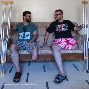 SYRIA: HEALING THE WOUNDS OF WAR