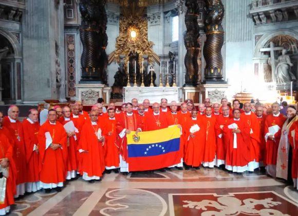 VENEZUELAN BISHOPS CALL FOR HELP!