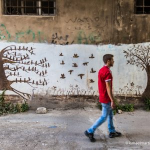 CHRISTIANS IN SYRIA DIVIDED ON RETURNING