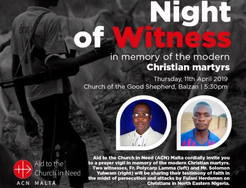 Night Of Witness