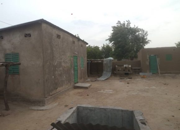 BURKINA FASO: TRAPPED AND FORCED TO FLEE THEIR CONVENT