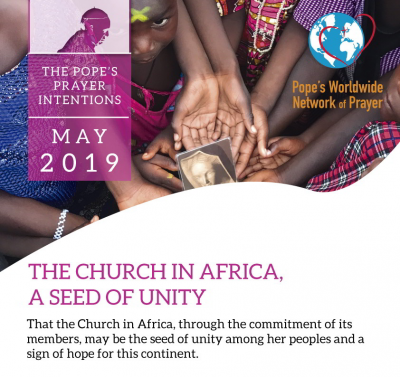 PRAY FOR THE CHURCH IN AFRICA